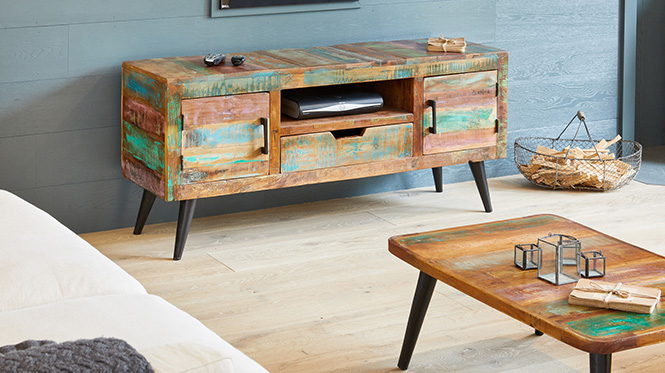 Monaco Chic Recycled Furniture