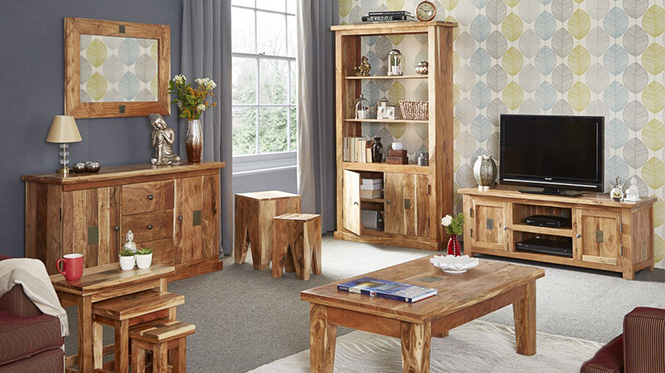Mumbai Solid Acacia Furniture