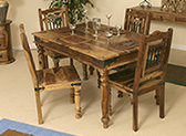 Jali Dining Set