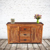 Assam 2 Door 3 Drawer Sideboard