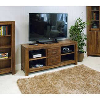 Dhaka Walnut Plasma TV Cabinet