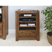 Dhaka Walnut Media Cabinet