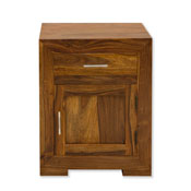 Cube Bedside Cabinet