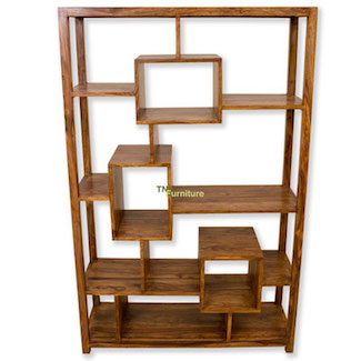 Cube Display Bookcase