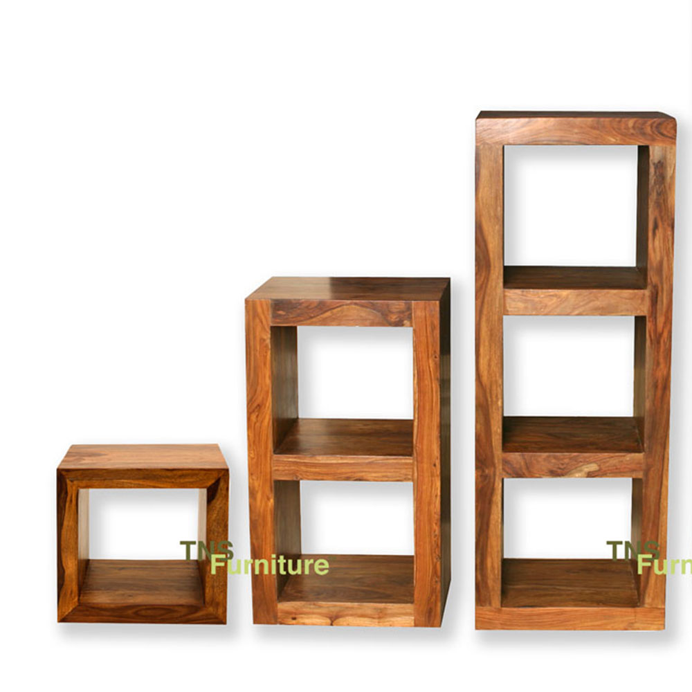 How To Make Wooden Shelving Units