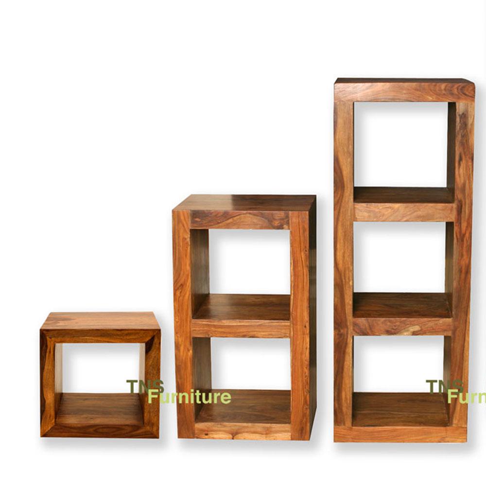 TNS Furniture Cube Shelving Unit