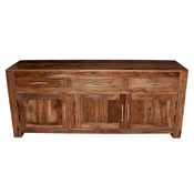 Cube 3 Door Sideboard