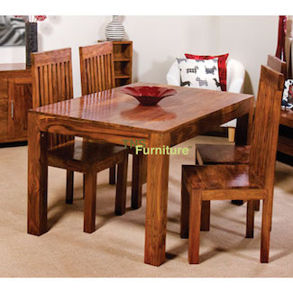 Mansa Sheesham 175CM Dining Table