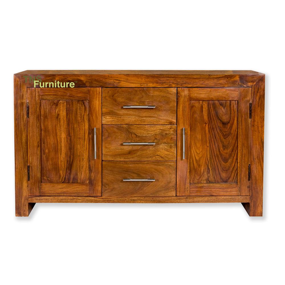 TNS Furniture Mansa Sheesham Sideboard
