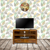 Mansa Sheesham Corner TV Cabinet