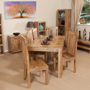 Mango Dining Table & Chairs