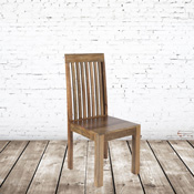 Mansa Mango Slatted Dining Chair