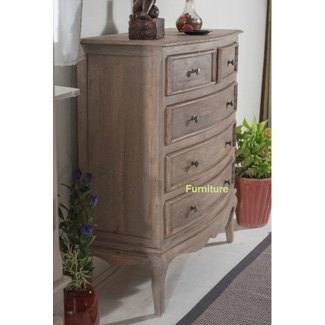 Haryana 5 Drawer Chest