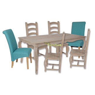 Haryana 135cm Dining Table