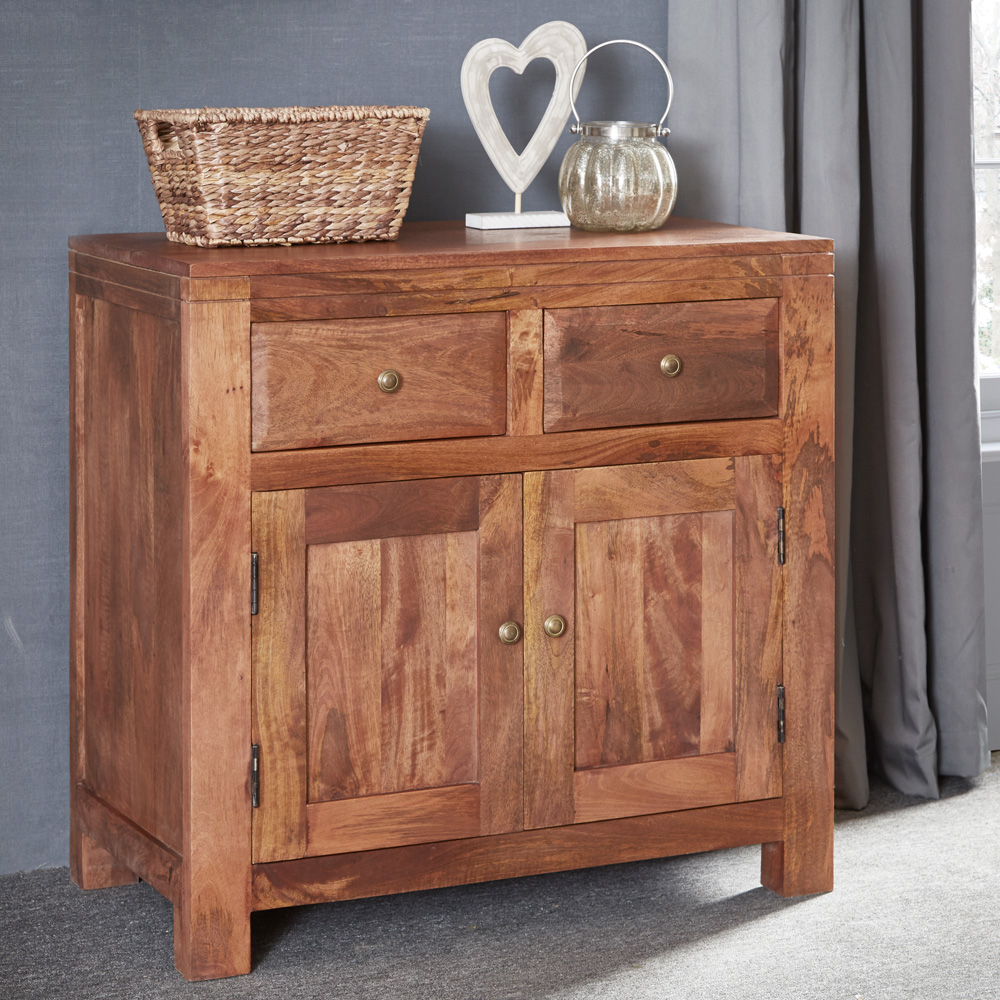 Tns furniture nagpur mango small sideboard