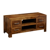 Cube Large TV Cabinet