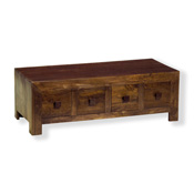 Modasa 8 Drawer Coffee Table