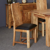Joda Acacia Dining Chair