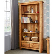Joda Acacia Tall Bookcase