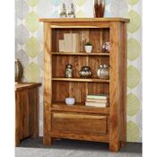 Joda Acacia Small Bookcase