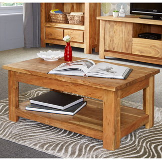 Joda Acacia Coffee Table