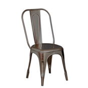 Pradesh Grey Dining Chair