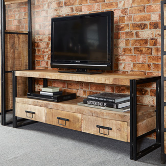 Pradesh Large Plasma TV Cabinet