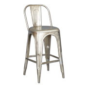 Pradesh Silver Bar Chair