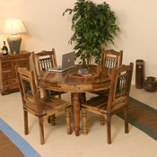 Jali Circualr Dining Table