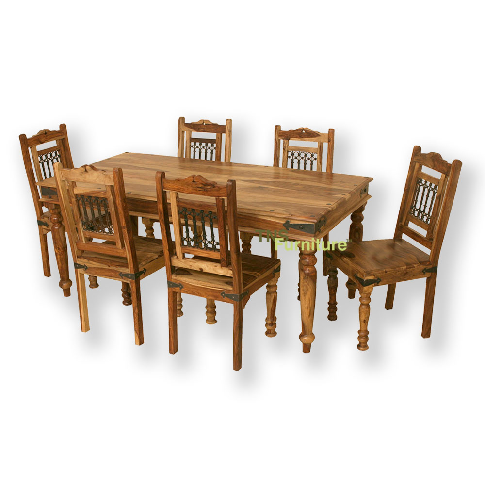 Dining table jali