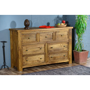 Kota 7 Drawer Wide Chest