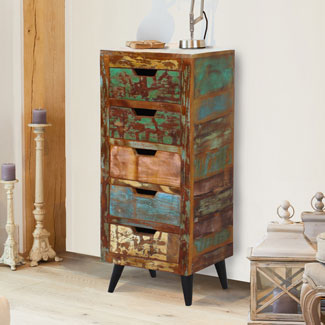 Monaco Chic 5 Drawer Chest