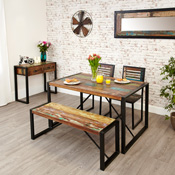Orissa Reclaimed Small Dining Table