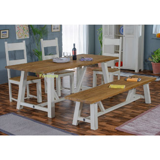 Orissa Dining Table in 3 Sizes