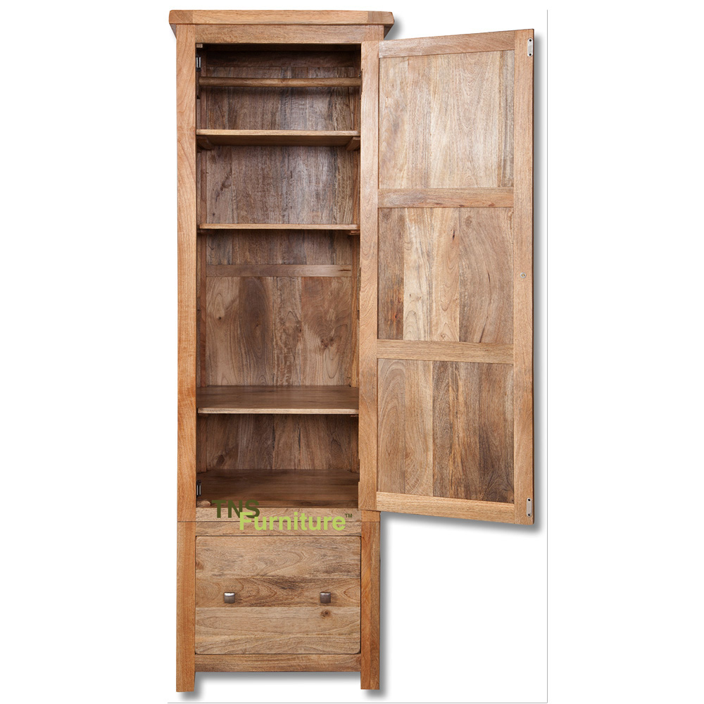 Tns Furniture Pali Slim Wardrobe