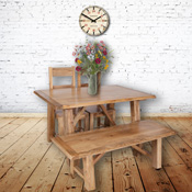 Pali 135cm Dining Table