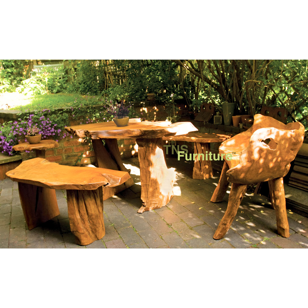 Tns furniture teak root coffee table geotapseo Image collections