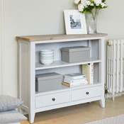 Royan Low Bookcase